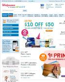Walgreens+Drugstore Website