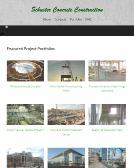 DGS+Construction+Inc Website
