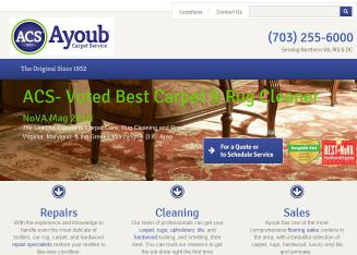 ACS-Ayoub+Carpet+Service Website