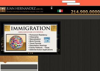 Juan+C+Hernandez+%26+Associate Website