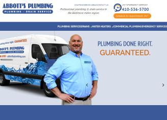 Abbott's Plumbing & Drain Service