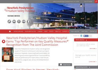 Hudson Valley Hospital Center General Information