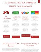 The+Alert+Air+Conditioning+%26+Heating+Co+Inc Website