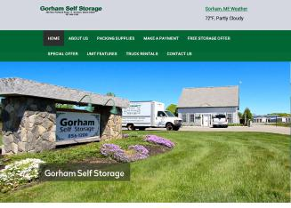 Gorham Self Storage