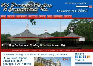 Old+Dominion+Roofing+%26+Construction%2C+Inc Website