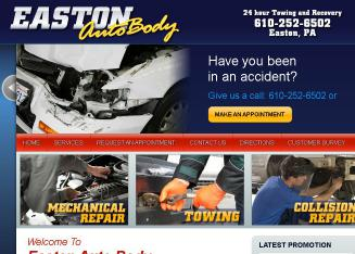 Easton Auto Body