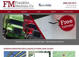 franklin st machine