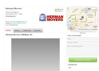 Herman+Movers Website