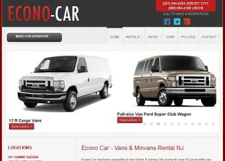 Call+Econo+Car+of+Union+Today Website