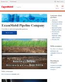 Exxon+Mobil+Pipeline+CO Website