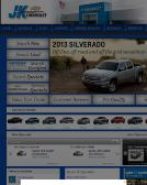 JK+Chevrolet+Subaru Website