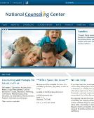 National+Counseling+Center Website
