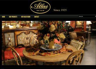 Atlas+Interiors+Home+Fashions Website