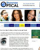 Shawnee+Optical Website