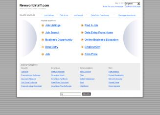 New+World+Staffing Website