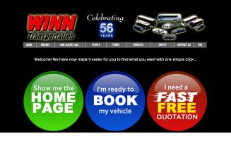 Winn+Transportation Website