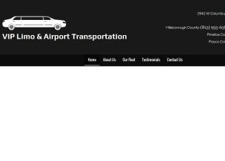 A+VIP+Limo+%26+Airport+Transportation Website