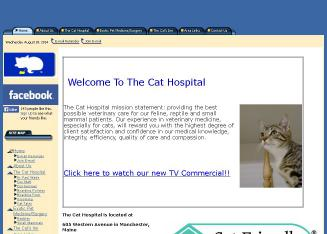 Cat+Hospital+The Website