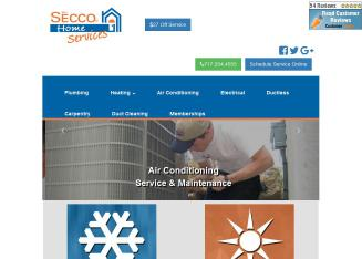 SECCO+Home+Services Website