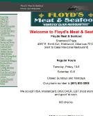 Floyd%27s+Meat+Seafood Website