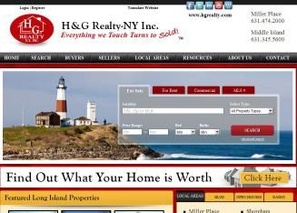Hough+%26+Guidice+Realty Website