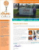 Hope+Homes+Inc Website