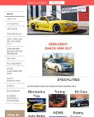 Colletti+Motor+Sports Website