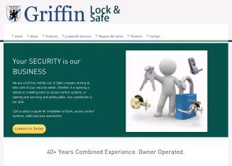 Griffin+Lock+%26+Safe Website