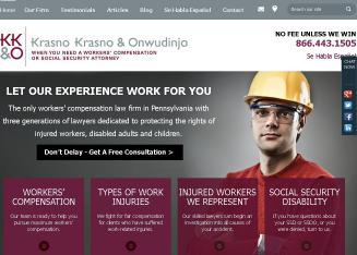 Law Offices Of Krasno Krasno & Onwudinjo