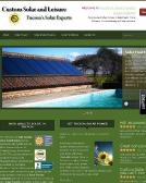 Custom+Solar+and+Leisure Website