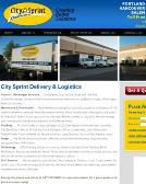 City+Sprint+Delivery Website