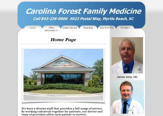 Carolina Forest Family Medicine