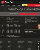 Pizza+Hut%26reg%3B Website
