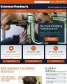Richardson+Plumbing+Co Website