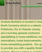 Scotese+Builders Website