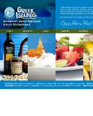 Greek+Islands+Restaurant Website