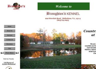 Broughton%27s+Boarding+Kennels Website