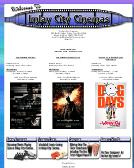 Imlay+City+Cinema Website