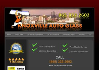 Auto Glass Repair Chattanooga on Knoxville Auto Glass In Knoxville  Tn   527 Morrell Rd Apt B1   B10