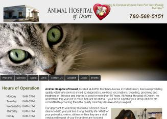 Animal Hospital of Desert