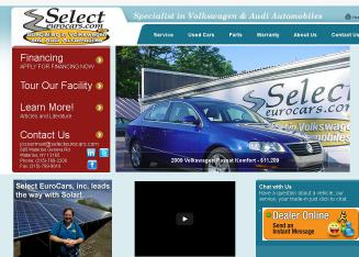 Select+EuroCars%2C+Inc. Website