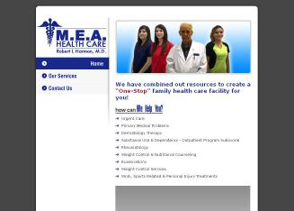 M.E.A. Health Care