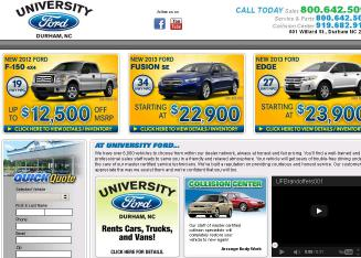 University Ford & Kia