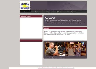 All+Star+Entertainment+Inc Website