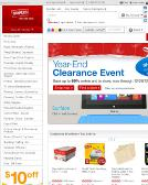 Staples Website