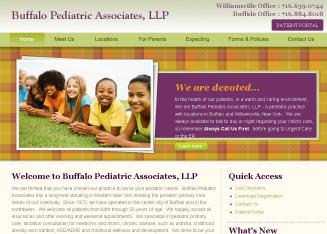 Buffalo Pediatric Associates LLP