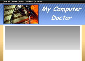 My+Computer+Doctor Website