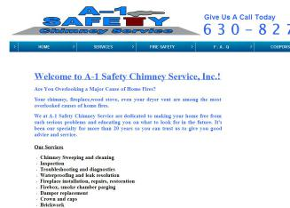 A-1 Safety Chimney Service INC