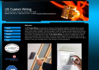 US+Custom+Wiring Website