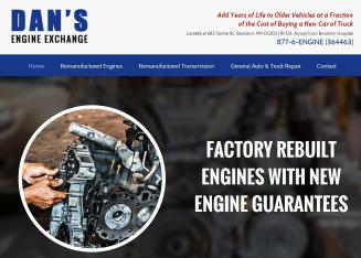 Dan S Engine Exchange